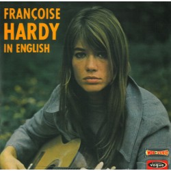 Françoise Hardy ‎– In English - LP Vinyl Album Coloured - Limited Edition