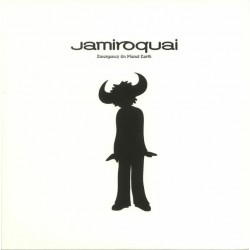 Jamiroquai ‎– Emergency On Planet Earth - Double LP Vinyl Album + MP3 Code