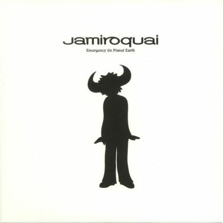 Jamiroquai – Emergency On Planet Earth - Double LP Vinyl Album + MP3 Code