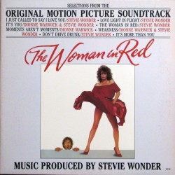 Musique de Film - Various ‎– The Woman In Red - LP Vinyl