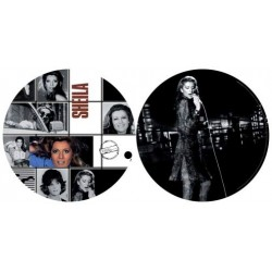 Sheila - Pilote sur les ondes - LP Vinyl Album - Picture Disc - Limited Edition
