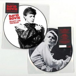 David Bowie - Beauty And The Beast - 40th Anniversary - Picture Disc Limited Edition