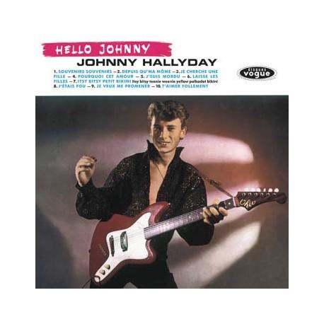 Johnny Hallyday - Hello Johnny - LP Vinyl Album
