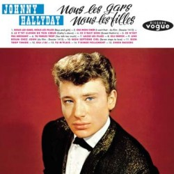 Johnny Hallyday - Nous les Gars, Nous les Filles - LP Vinyl Album