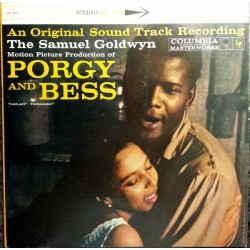 Musique de Film - Various ‎– Porgy And Bess - LP Vinyl