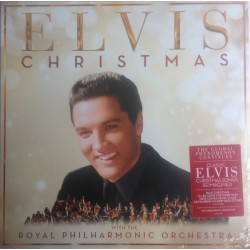 Elvis Presley - Christmas With Elvis And The Royal Philharmonic Orchestra - LP Vinyl Album