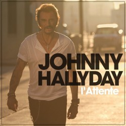 Johnny Hallyday ‎– L'Attente - LP Vinyl Album