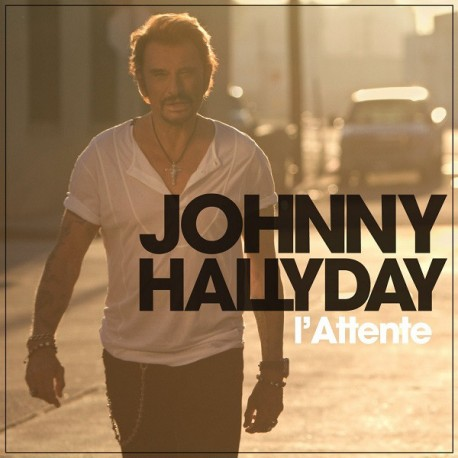 Johnny Hallyday – L'Attente - LP Vinyl Album