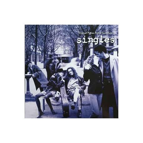 Singles - Original Motion Picture Soundtrack - Film - Double LP Vinyl Album + CD