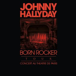 Johnny Hallyday ‎– Born Rocker Tour - Coffret Edition Limitée - Box 5 LP Vinyls