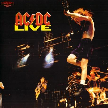 AC/DC – Live - Double LP Vinyl Album