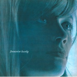 Françoise Hardy ‎– L'Amitié - LP Vinyl Album - Coloured Blue - Limited Edition