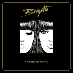 Brigitte ‎– A Bouche Que Veux-Tu - Double LP Vinyl Album - Coloured Edition