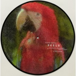 Calvin Harris ft. Pharrell Williams, Katy Perry & Big Sean ‎– Feels - Maxi Vinyl 12 inches Picture Disc