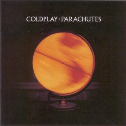Coldplay ‎– Parachutes - LP Vinyl Album