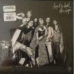 Alice Cooper – Love It To Death - LP Vinyl Album - Coloured - Limited Edition