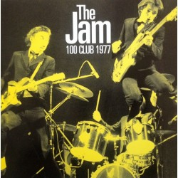 The Jam ‎– 100 Club 1977 - LP Vinyl Album