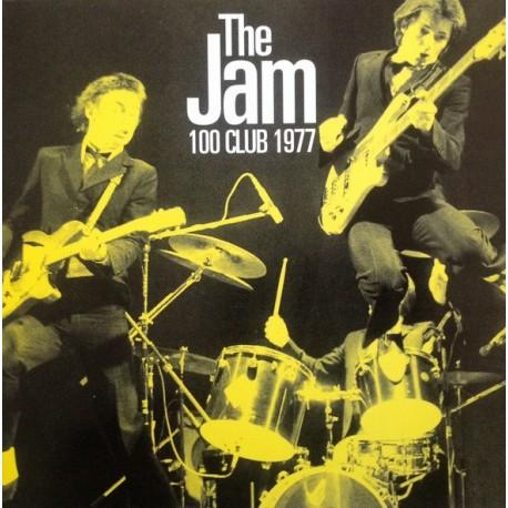 Vinyl The Jam 100 Club 1977 Album Lp 2013 Uk Pressing