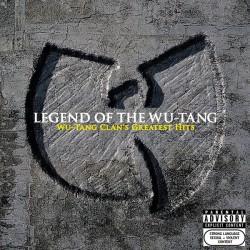 Wu-Tang Clan – Legend Of The Wu-Tang - Wu-Tang Clan's Greatest Hits - Double LP Vinyl Album