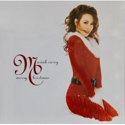 Mariah Carey ‎– Merry Christmas - LP Vinyl Album