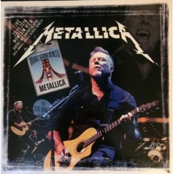 Metallica – Live At The 30th Annual Bridge Benefit 23.10.2016 - LP Vinyl Album - Coloured White