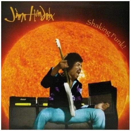Jimi Hendrix – Shaking Funk - LP Vinyl Album