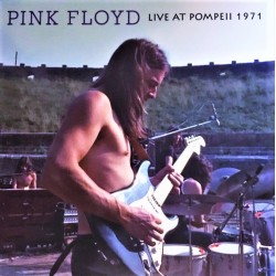 Pink Floyd ‎– Live at PompeII 1971 - Double LP Vinyl Album