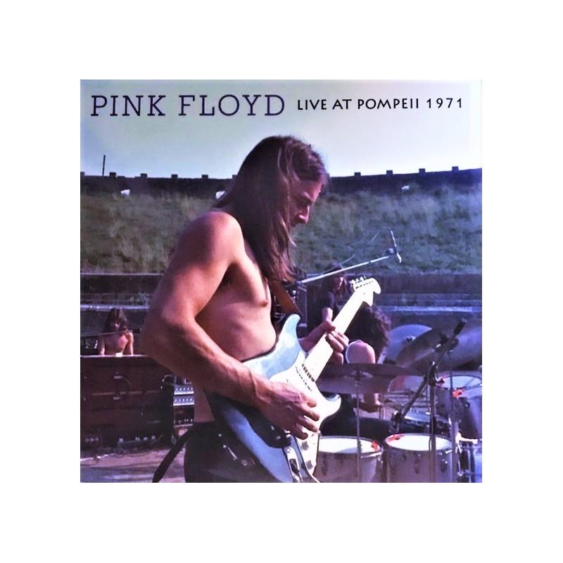 Vinyl Pink Floyd, Live at PompeII 1971 album double LP