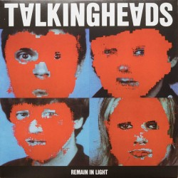 Talking Heads ‎– Remain In Light - LP Vinyl Album