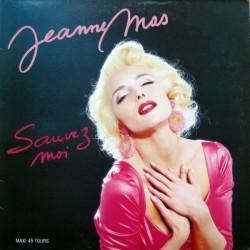 Jeanne Mas – Sauvez-Moi - Maxi Vinyl 12 inches