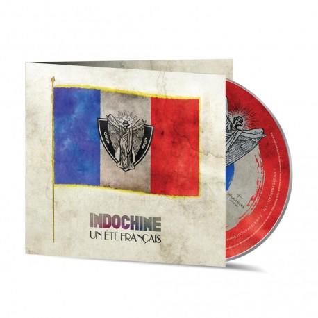 Indochine - Un Été Français - CD Maxi Digisleeve