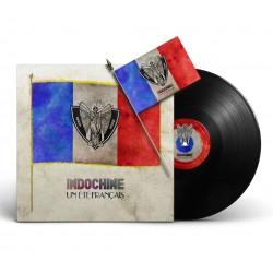 Indochine - Un Été Français - Maxi Vinyl 12 inches + Drapeau Exclusif Un été Français inclus