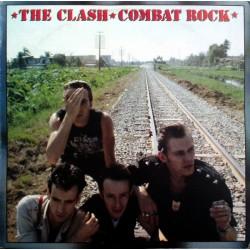 The Clash – Combat Rock - LP Vinyl Album + MP3 Code - Edition 180 Gr.