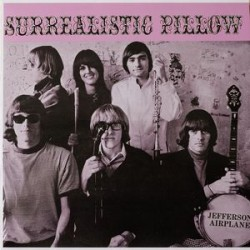 Jefferson Airplane ‎– Surrealistic Pillow -  LP Vinyl