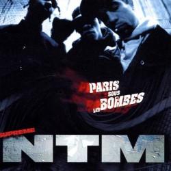 NTM - Paris Sous Les Bombes - Double LP Vinyl