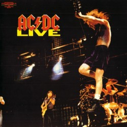 AC/DC ‎– Live - Double LP Vinyl Album