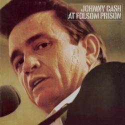Johnny Cash ‎– At Folsom Prison - Double LP Vinyl Album - Edition 180 Gr