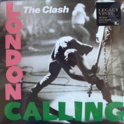 The Clash ‎– London Calling - Double LP Vinyl Album
