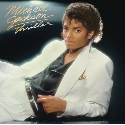 Michael Jackson ‎– Thriller - LP Vinyl Album Gatefold
