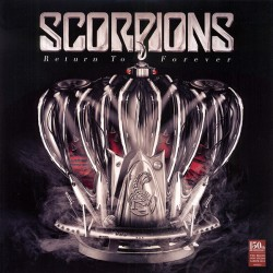 Scorpions ‎– Return To Forever - Double LP Vinyl Album