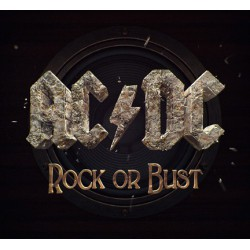 AC/DC - Rock Or Bust - Vinyl Edition + CD