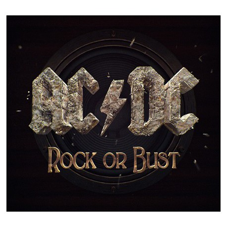 AC/DC - Rock Or Bust - Vinyl Edition
