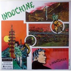 Indochine – L'Aventurier - LP Vinyl Album