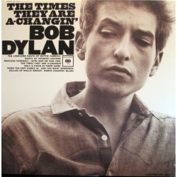 Bob Dylan ‎– The Times They Are A-Changin' - LP Vinyl Album