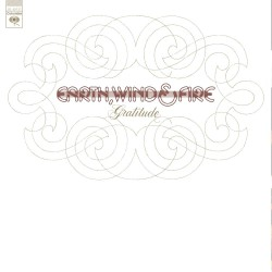 Earth, Wind & Fire ‎– Gratitude - Double LP Vinyl Album