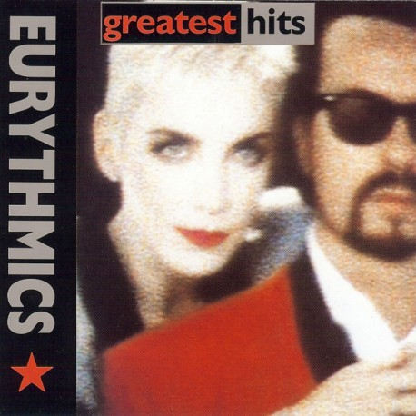 Eurythmics ‎– Greatest Hits - Double LP Vinyl Album
