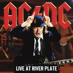 AC/DC ‎– Live At River Plate - Triple LP Vinyl Album