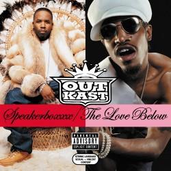 OutKast – Speakerboxxx - The Love Below - 4LP - Quadruple LP Vinyl Album