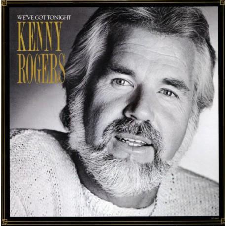 Kenny Rogers – We've Got Tonight - LP Vinyl Album
