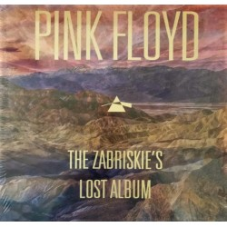 Pink Floyd ‎– The Zabriskie's Lost Album - LP Vinyl Album